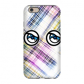 iPhone 6/6s  Modern Tartans 2 by Michael Cheung