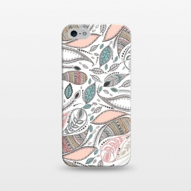 iPhone 5/5E/5s  Paisley  by Rose Halsey