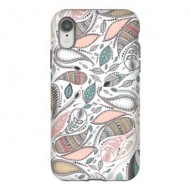 iPhone Xr  Paisley  by Rose Halsey