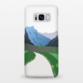 Galaxy S8+  Cool Way by Creativeaxle