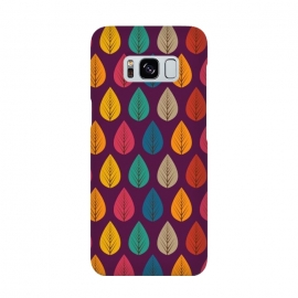 multicolour stylish leaves by TMSarts