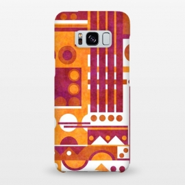 Galaxy S8+  Path by Shelly Bremmer (abstract,geometric,shapes)