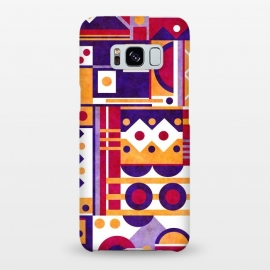 Galaxy S8+  Groove by Shelly Bremmer (abstract,geometric,shapes)