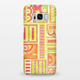 Galaxy S8+  Instrumental by Shelly Bremmer (abstract,geometric,shapes)