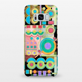 Galaxy S8+  Playground by Shelly Bremmer (abstract,geometric,shapes)