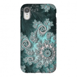 iPhone Xr  Swirly magical fractal by