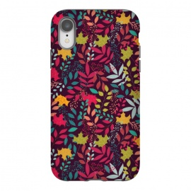 iPhone Xr  Autumn seamless pattern by Jelena Obradovic
