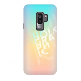 Galaxy S9 plus  Holographic  by