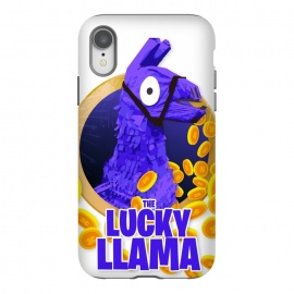 iPhone Xr  The lucky llama by
