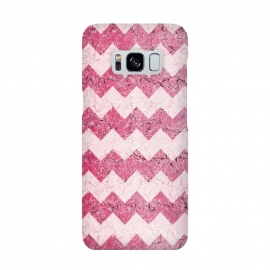 Pink chevron by Jms
