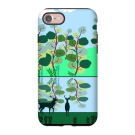 iPhone 8/7  Forest Landscape by allgirls