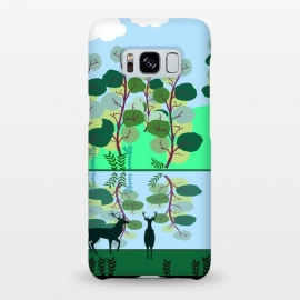 Galaxy S8+  Forest Landscape by allgirls