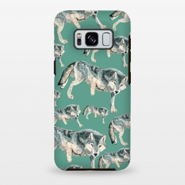 Galaxy S8+  Totem Polar Wolf by Belette Le Pink