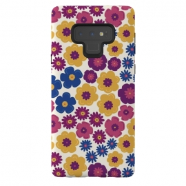 Galaxy Note 9  Pop Floral by  (pop,floral,nature,feminie,chic,pattern)
