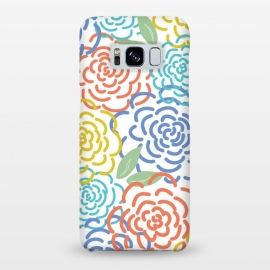 Galaxy S8+  Roses I by TracyLucy Designs
