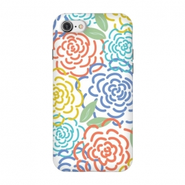 iPhone 8/7  Roses I by TracyLucy Designs