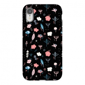 iPhone Xr  Whimsical Floral by allgirls