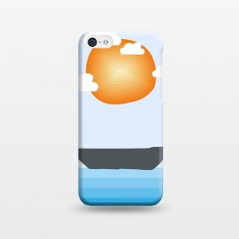 iPhone 5C  Lost Ship by Creativeaxle