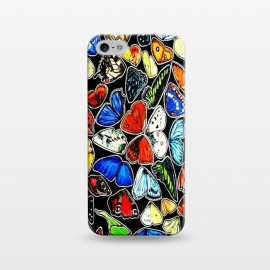 iPhone 5/5E/5s  Butterflies by Chloe Yzoard
