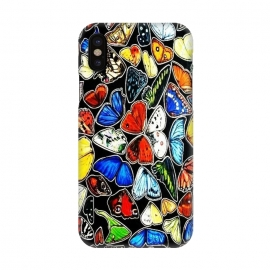 iPhone Xs / X  Butterflies by Chloe Yzoard