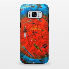 Galaxy S8 plus  Dragonflies by