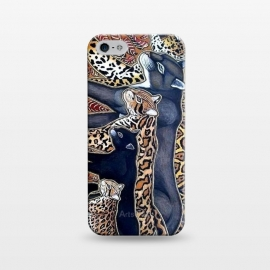iPhone 5/5E/5s  Tropical jungle felines and big cats of Costa Rica by Chloe Yzoard