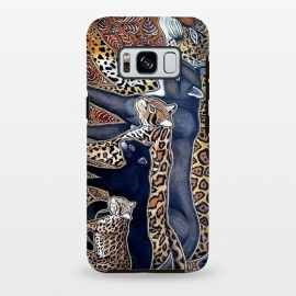 Galaxy S8 plus  Tropical jungle felines and big cats of Costa Rica by