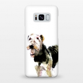 Galaxy S8+  Airedale terrier by Belette Le Pink