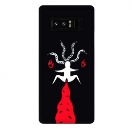 Galaxy Note 8  Witch Fire by