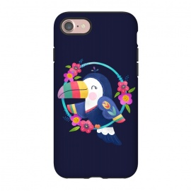 iPhone 8/7  Tropical Toucan by Noonday Design