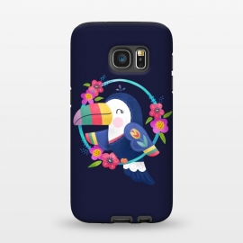 Galaxy S7  Tropical Toucan by Noonday Design