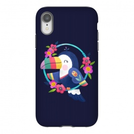 iPhone Xr  Tropical Toucan by Noonday Design
