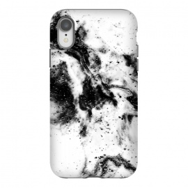 iPhone Xr  BW1 by  (black and white,black,white,paint,abstract)