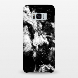 Galaxy S8+  BW2 by Ashley Camille (black and white,black,white,paint,abstract)