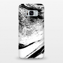 Galaxy S8+  BW 6 by Ashley Camille (black,white,black and white,white and black)