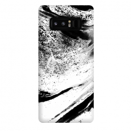 Galaxy Note 8  BW 6 by Ashley Camille (black,white,black and white,white and black)