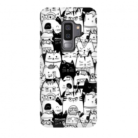 Galaxy S9 plus  Itty Bitty Kitty Committee by