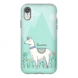 iPhone Xr  Llovely Llamicorn by