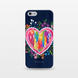 iPhone 5/5E/5s  I Love Your Heart by Noonday Design