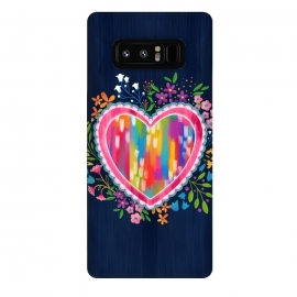 Galaxy Note 8  I Love Your Heart by Noonday Design