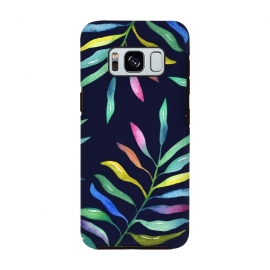 Rainbow Tropical Leaf by Noonday Design