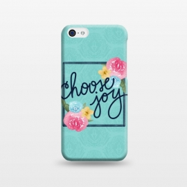 iPhone 5C  Choose Joy by Noonday Design