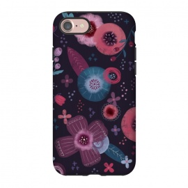 iPhone 8/7  Autumn Floral by Noonday Design