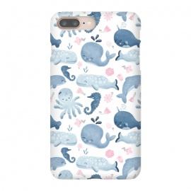 iPhone 8/7 plus  Ocean Friends by