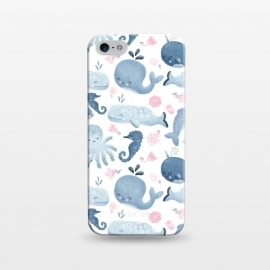 iPhone 5/5E/5s  Ocean Friends by Noonday Design