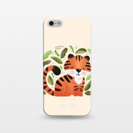 iPhone 5/5E/5s  Tiger Cutie by Noonday Design