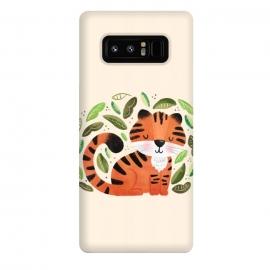 Galaxy Note 8  Tiger Cutie by
