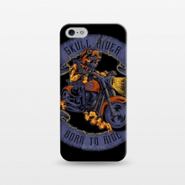 iPhone 5/5E/5s  Skull Rider by Afif Quilimo