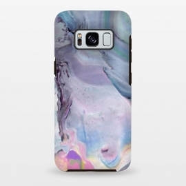 Galaxy S8 plus  Pastel marble stone I by