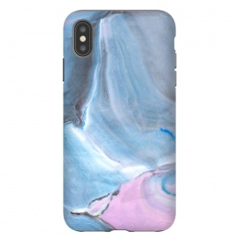 iPhone Xs Max  Pastel stone II by Susanna Nousiainen